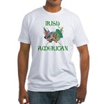 Irish American Unity Fitted T-Shirt