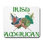 Irish American Unity Mousepad