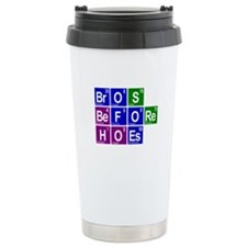 Chemistry Bros Before Hoes Travel Mug