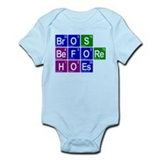Chemistry Bros Before Hoes Body Suit