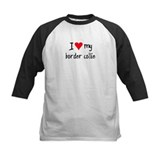 I LOVE MY Border Collie Tee