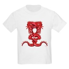 Love Dragons Kids T-Shirt