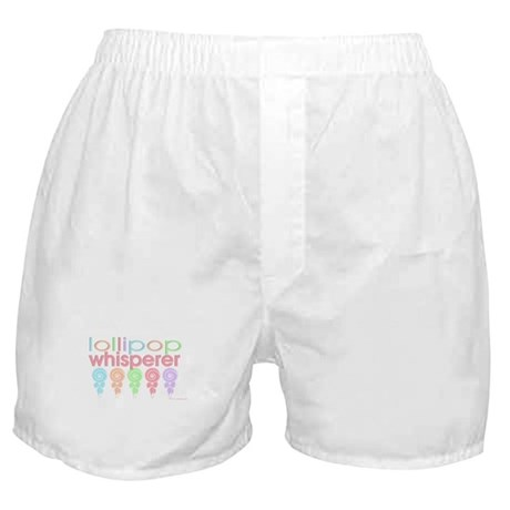 lollipop whisperer Boxer Shorts