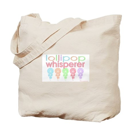 lollipop whisperer Tote Bag
