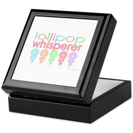 lollipop whisperer Keepsake Box