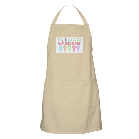 lollipop whisperer BBQ Apron