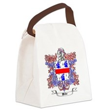 Miller Family Crest 2 Canvas Lunch Bag