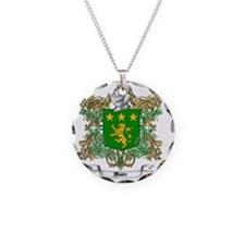 Moore Family Crest 1 Necklace