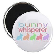 Bunny Whisperer Magnet