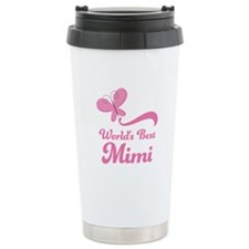Worlds Best Mimi Travel Mug