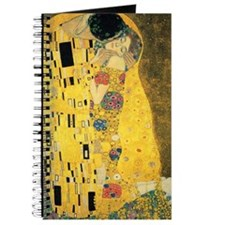 The Kiss by Gustav Klimt Journal