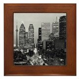 City Framed Tile