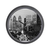 Funny Cn tower Wall Clock