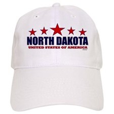 North Dakota U.S.A. Baseball Cap