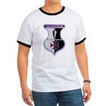 Templar Logo Shield Ringer T
