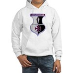 Templar Logo Shield Hooded Sweatshirt