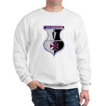Templar Logo Shield Sweatshirt