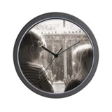 Unique Lesly Wall Clock