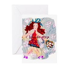 Fashionista Greeting Cards (Pk of 10)