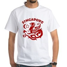 Singapore Dragon Shirt