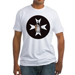 Knight Hospitaller Fitted T-Shirt
