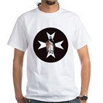 Knight Hospitaller White T-Shirt