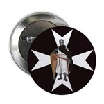 Knight Hospitaller Button
