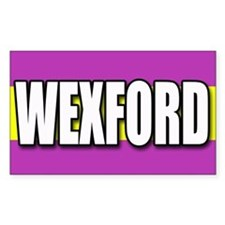 Wexford Rectangle Decal