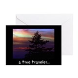 True Traveler Greeting Cards (Pk of 10)