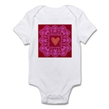 Valentine Infant Bodysuit
