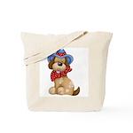 Country Dog 2 Tote Bag