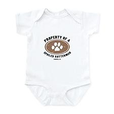 Rotterman dog Infant Bodysuit