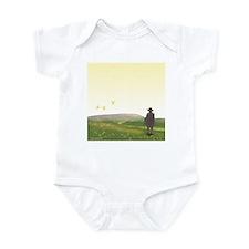 A Vision of Pendle Hill Infant Bodysuit