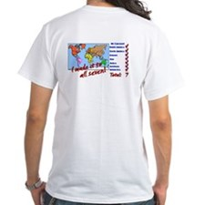 All 7 Continents! Shirt