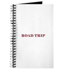 Funny Road trip Journal