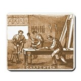 Carpenter Mousepad