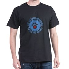 Affenpinscher/My Heart T-Shirt