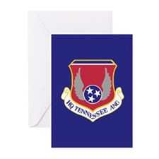 TN ANG HQ Greeting Cards (Pk of 10)