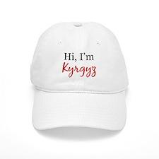 Hi, I am Kyrgyz Baseball Cap