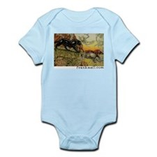 Stalking Panther  Infant Bodysuit