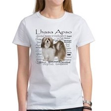 Lhasa Apso Traits T-Shirt