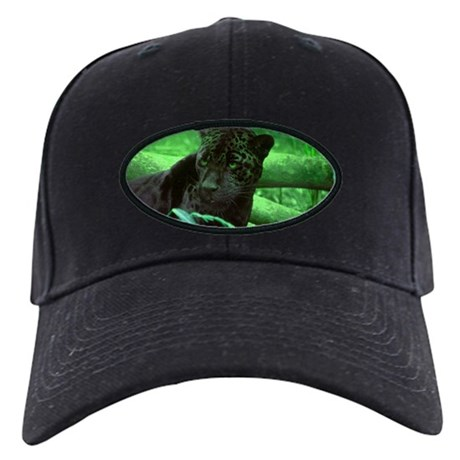 Black Jaguar Black Cap