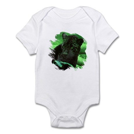 Black Jaguar Infant Bodysuit