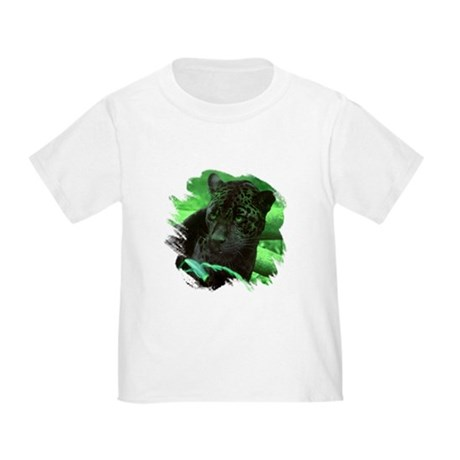 Black Jaguar Toddler T-Shirt