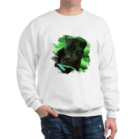 Black Jaguar Sweatshirt