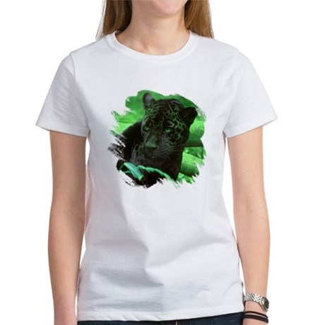 Black Jaguar Women's T-Shirt