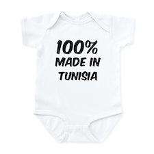 100 Percent Tunisia Onesie