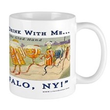 """Buffalo Glad Hand"" Mug"