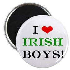 irish boys Magnet