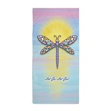 LetGo-Dragonfly1 Beach Towel